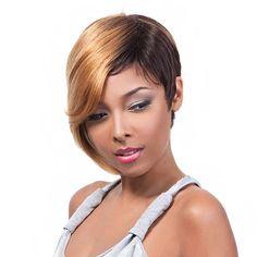 It's a Cap Weave 100% Human Hair Wig - CYNTHIA