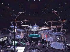 Drumless Dreamy Hard Rock Ballad Backing Track 155 BPM - 6/8