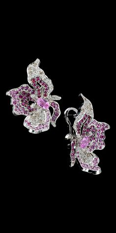 Master Exclusive Jewellery - Collection - Diamond flowers