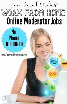 Earn Money at home Using Internet - Love Social Media? Then you should consider a work from home online moderator job. You're copy pasting anyway.Get paid for it. Home Business Opportunities, Business Tips, Online Business, Business Planning, Business Products, Business Motivation, Business Management, Business Quotes, Alabama