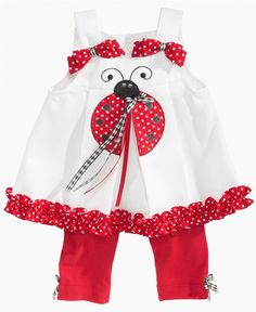 Baby ASA ladybug ((:I need to buy this for Addie