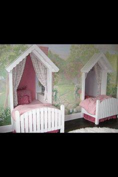 20 unique and fun kid bedroom ideas | more twins ideas