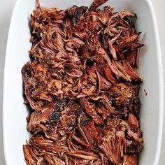Basalmic Roast Beef - sounds like a good sandwich filling