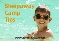 Sleep Away Camp Tips and Packing List for a Mom of Campers
