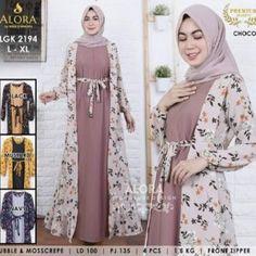 Abaya Fashion, Fashion Dresses, Beige Maxi Dresses, Moslem Fashion, Mode Abaya, Girl Trends, Muslim Dress, Islamic Fashion, Japanese Fashion
