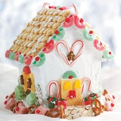 Candy House Decorator Icing Recipe