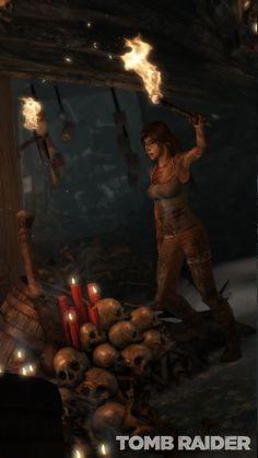 Tomb Raider 2013..