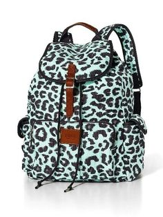 7aad4572ade4 Cute back-to-school back pack for teens Victoria Secret Backpack