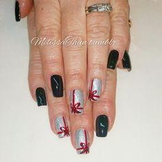 #nails #nailart #nailsmagazine #nailpro#nailitmag #winternailart