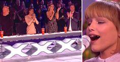 Los 4 jueces caen a los pies de Grace Vanderwaal después de que interprete su poderosa canción final #viral