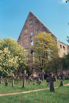 St. Brigitta's Convent, Tallinn, Estonia  Pirita Klooster
