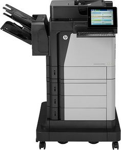 HP Release LaserJet Enterprise MFP M630 Series With Security Back Up