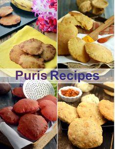 39 Puri Recipe, Pani Puri Recipe, Dahi Puri, Urad Dal Puri Recipes | Page 1 of 4