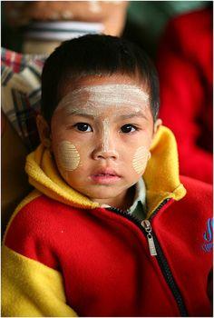 MYANMAR Portrait 002   by Devimeuxbe