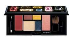 Shiseido Sparkling Party Holiday 2014 Palette – Beauty Trends and Latest Makeup Collections Holiday 2014, Holiday Gift Guide, Palette, Eyeshadow Base, Holiday Makeup, Fall Makeup, Winter Beauty, Body Treatments, Shiseido