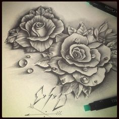 by EdwardMiller.deviantart. This is what I want on top of my shoulder
