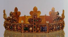 Reliquary Crown...Belgium  Official and Historic Crowns of the World and their Locations