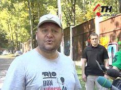 23-09-2015 - Добкин прокомментировал события возле своего дома