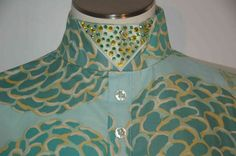 Horse Show Hunt Seat Mock Faux Shirt Ratcatcher Dickie Crystals
