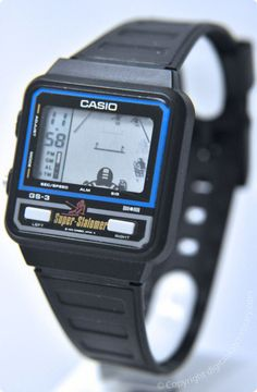 CASIO - GS-3
