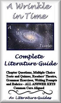 A Wrinkle in Time Summary - eNotes.com