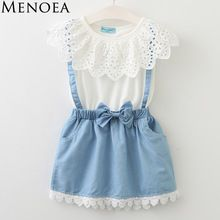 Girls Dresses New girls cute dress,white belt denim dress sleeveless cotton dress lovely girls clothes Baby Girl Dresses, Baby Dress, Cute Dresses, Baby Girls, Dress Girl, Princess Dresses, Mom Baby, Girls Denim Dress, Long Dresses