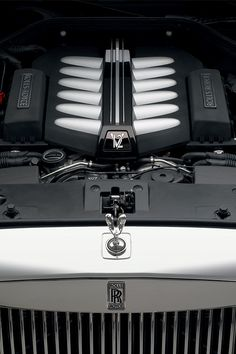 The V12 from a Rolls Royce.