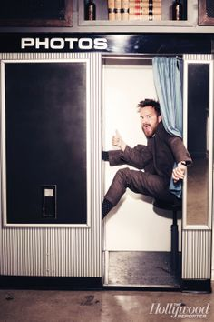 Emmy Icons: The Young Gun: Aaron Paul