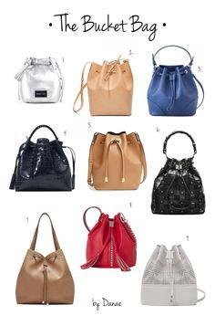 "it bag ""The Bucket Bag"""