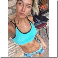 RS Notícias: Gabriela Pugliesi,a Musa Fitness. Saiba mais sobre...