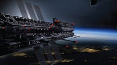 News story about a potential new nation to join the UN--Asgardia the space nation.