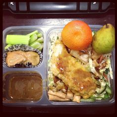 Take to work lunch ideas.