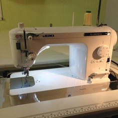 The Free Motion Quilting Project: New Machine: Juki TL-2010 Q
