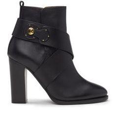 Calfskin Montana Boot - Ralph Lauren Shop All - Ralph Lauren France
