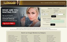 cougar dates online app review