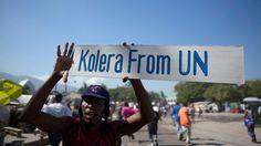 """#Haïti : six ans après, l'ONU admet son """"implication"""" dans l'épidémie de choléra - France Info: France Info Haïti : six ans après, l'ONU…"""