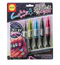 ALEX Toys Spa Glow Sketch It Nail Pens ALEX Toys http://www.amazon.com/dp/B00LV0XWB2/ref=cm_sw_r_pi_dp_oKncwb0KMXKQZ