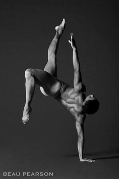 Joshua Whitehead / Ballet West / photo: Beau Pearson