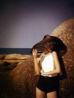 Retro Dalgalar | Juju Ivanyuk | Luciana Val and Franco Musso #photography | Vogue Turkey, May 2012