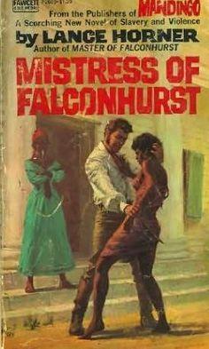 Mistress of Falconhurst - Lance Horner