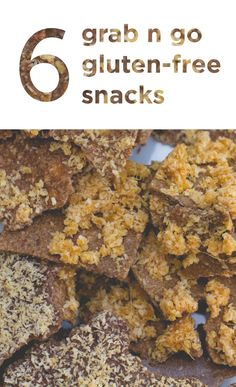 Don't miss these 6 mouthwatering, gluten-free grab-and-go snacks | Urban Remedy