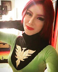 Wondercon is almost here and I still have to finish my Quake cosplay!!  Anyone going to Wondercon who are you cosplaying? #marvelcosplay #xmencosplay #phoenixcosplay #xmenphoenixcosplay #marvel #marvelcomics #marvelcomicscosplay #xmen #phoenix #jeangrey #cosplay #cosplaygirl #cosplaygirls #cosplaygirlsofinstagram #cosplayersofinstagram