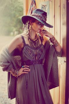 boho free people look
