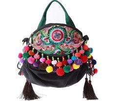 A0046 CHUN LIN BOLSO BOHO CHIC Boho Hippie, Hippie Bags, Boho Bags, Boho Chic, Estilo Tribal, Gypsy Bag, Bag Crochet, Fab Bag, Unique Purses
