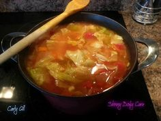 7 day Weigh-loss cabbage soup