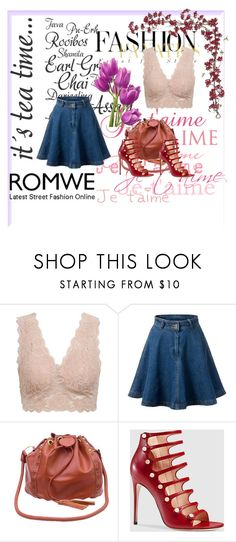 """""""ROMWE  3"""" by dinka1-749 ❤ liked on Polyvore featuring Gucci"""