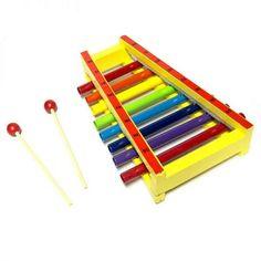 Jouets en bois chevalet enfants jungle animal magn tique for Construction xylophone bois