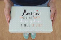 Kit Amigas Caja