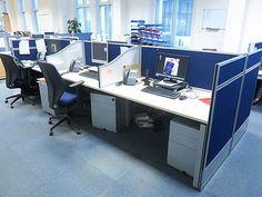 47 best used office desks second hand desks images on pinterest