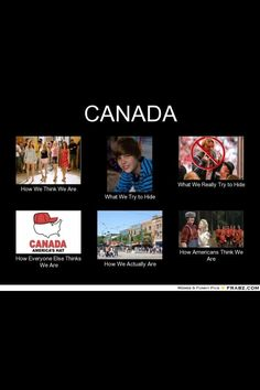 The Canada you think you know. Canadian Memes, Canadian Things, I Am Canadian, Canadian Humour, Canada Funny, Canada Eh, Canada Country, All About Canada, Meanwhile In Canada
